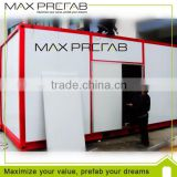 Prefab portable modular container office for sale