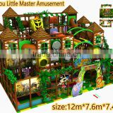 New Design Commercial Soft Indoor Playground                                                                         Quality Choice