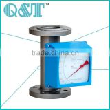 variable area flow meter rotameter measure gas