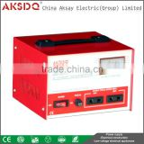 New Style Home High Precision Single Phase Full Automatic Servo Motor AC Voltage Stabilizer