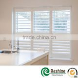 89mm solid vinyl vertical plantation shutter                                                                         Quality Choice