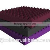 Saturn Pyramids - Profiled Sound Absorbing Acoustic Foam Panels 100mm Pyramids                                                                         Quality Choice