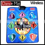 Wireless Dance Mat With 56 Games and 180 Songs For TV and PC 16 Bit