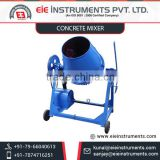 Well Known Distributor Selling Concrete Mixer Available at Exclusive Price