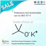 Professional supply high quality&low price cas no 865-47-4 Potassium tert-butanolate