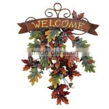 Best seeling good quality hanging curry leaves welcome door decoration