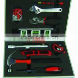 2015 hot sale 89PC professional tool set/hand tool set/household tool kit in aluinmun case
