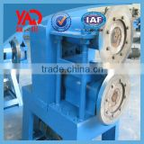 Lowest price Old Tire Recycling Machine/crumb rubber making machinery/tire grinding equipment