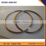 Best Selling Good Quality phosphor copper brazing ring &140 140*130*4.5 mm