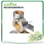 Adhesive backed aluminum blister foil package factory