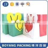 Hot selling promotion small bag of paper for souvenir