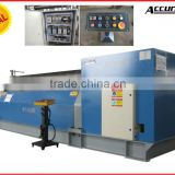 INT'L Accurl Brand hydraulic 3 roll initial pinch bending roller machine
