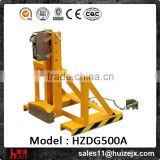The Special Forklift Carrier For Barreled Industrial Material