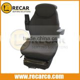 Construction equipments seat RC15-9/replacement suspension seats for heavy equipment and light construction machinery