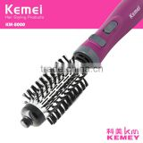 km8000 Kemei multi function rotate hair styler