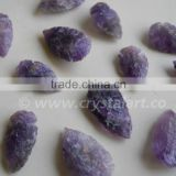 Amethyst Wholesale Arrowheads