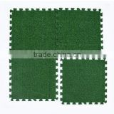 ISO9001 approved factory new artificial turf tiles