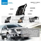 Import products of vietnam lens headlight accessories Cadillac 10-14