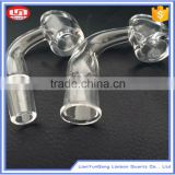 4mm thick quartz banger nail, 90 degree, 14mm 18mm,male female joint, 2015 hot selling factory price