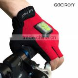 Gaciron Customized Breatheable Cosy Fingerless BMX Cycling Gloves