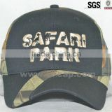 Custom Fitted Hats Velcro Patch Hat Camouflage Operator Hat