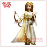 11 inch mini plastic wholesale fairy doll clothes