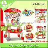 New Kids DIY Electronic Cash Register Set Toy