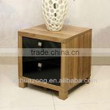 Black High Gloss MDF Cabinet/ MDF Drawers