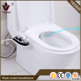Yeden janpanese style non-electric mechanical hot and cold water clean vagina butt toilet sear bidet