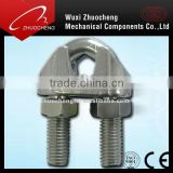 stainless steel wire rope clamp 3mm-40mm