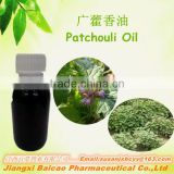 100% pure nature Patchouli essential Oil with high alcohol