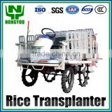 Factory Direct Manual Rice Transplanter Paddy Planting Machine Chinese Factory Transplanting Of Seedlings Non-slip Rubber Wheels