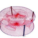 Folding Fish Trap for Crabs fishing tackle fishing crab trap