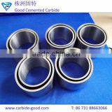 OEM high quality round tungsten carbide die bushing /cemented jacket