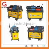 Hot equipment rebar rib-stripped parallel thread rolling machine