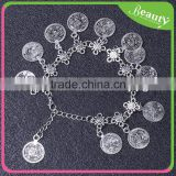 Foot Chain Jewely Coin Anklet