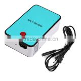 Hot Handheld Mini Heater Desktop USB Heater Electric Heater Portable Office-blue New