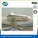 PTFE Teflon Coated Fabric Architectural Membrane Structure