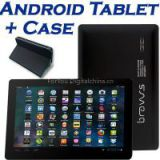 7 inch Android Tablet PC with Leather Case, Dual Core, Android KitKat, 8GB + 512MB, Camera, TN, Slim Design