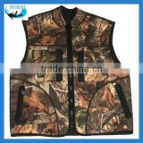 3mm Neoprene camo jacket hunting jacket fishing jacket with bags