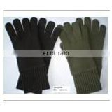 fashion winter warmest knitted useful couple gloves