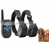 Electric Waterproof Shock Dog Training Collar with Beep/Vibration/Shock