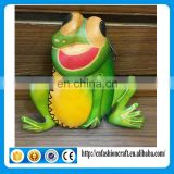 Frog handmade leather coin purse customized leather coin purse