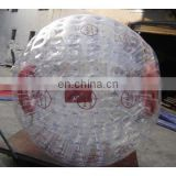 Inflatable double layer zorb ball sports toy