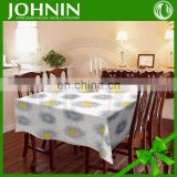 Hot wholesale professional design cotton table cloth