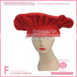 China Wholesale Christmas Hats For Adult Funny Christmas Chef Hats Party Decoration