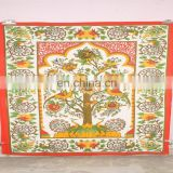 Tree of Life Tapestry Hippie Wall Hanging Indian Throw Bedspread