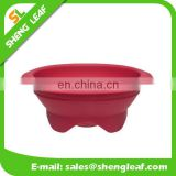 Camping Bowl Collapsible Silicone food bowls