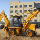 Chinese hydraulic backhoe loader WZ30-25 with CE for sale