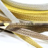 military braid lace / Gold and Silver braid lace